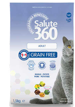 ADULT<br/>GRAIN FREE - MAIALE PATATE